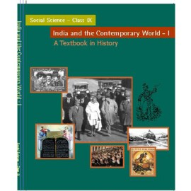 NCERT India and The Contemprory World 1 Textbook of History for Class 9 (Code 966)