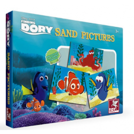 Toy Kraft Finding Dory - Sand Pictures