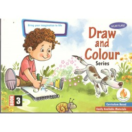 Nurture Draw and Colour for Class 3