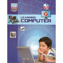 Vishv Learning Computer Textbook for Class 7 (CCE Edition) by Davinder Singh Minhas