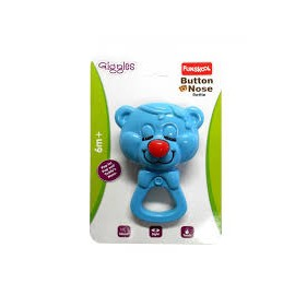 Funskool Giggles Button Nose Rattle (9919200)
