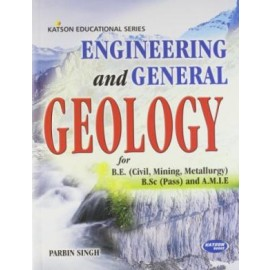 SK Kataria & Sons Engineering and General Geology by Parbin Singh