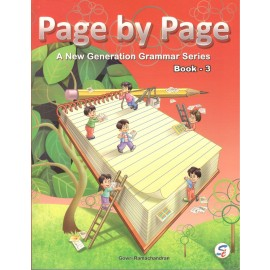 Sapphire Page by Page (A New Generation Grammar Series) for Class 3