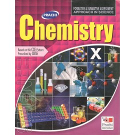 Prachi Chemistry Textbook for Class 10
