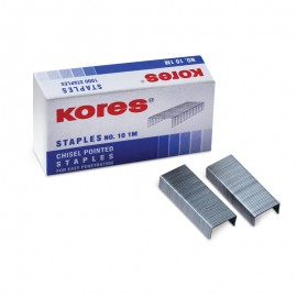 Kores Staple Pin No 10 (Pack of 20)