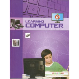 Vishv Learning Computer Textbook for Class 8 (CCE Edition) by Davinder Singh Minhas