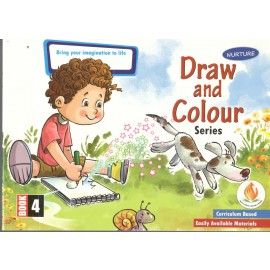 Nurture Draw and Colour for Class 4