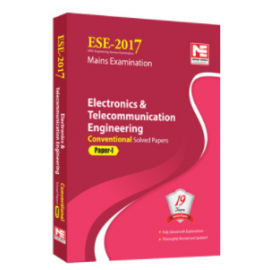 Made Easy ESE Electronics & Telecommunication Engineeing Conventional Solved Papers Vol -I Edition 10th (2017-18)