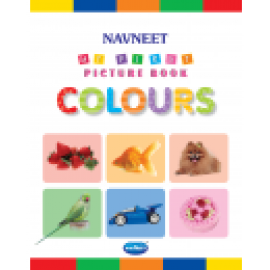 Navneet My First Picture Book Colours