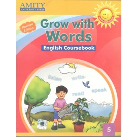Amity Grow with Words Course Book 5 by Nomita Wilson