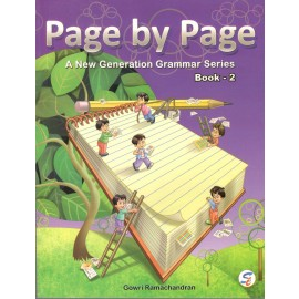 Sapphire Page by Page (A New Generation Grammar Series) for Class 2