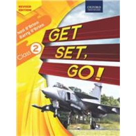 Oxford Get Set, Go! Book For Class 2 General Knowledge