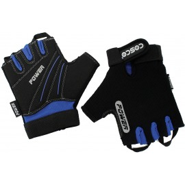 Cosco Power Print Silicone Gym Gloves (Pair)