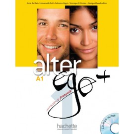 Alter Ego 1 + Textbook of French  by Hachette