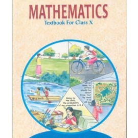 NCERT Mathematics Textbook of Maths for Class 10 (Code 1062)