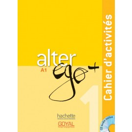 Alter Ego + 1 Workbook of French by Hachette