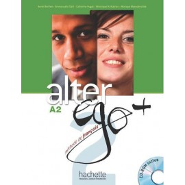 Alter Ego 2 + Textbook of French by Hachette