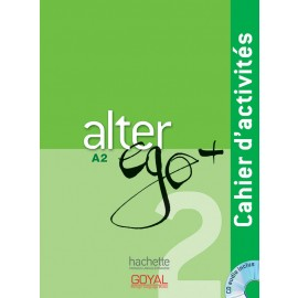 Alter Ego 2 + Workbook of French by Hachette