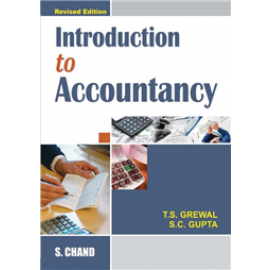 S Chand Introduction to Accountancy