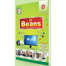 Kips I.T. Beans (Based on Windows 7 with MS Office 2010 Version) for Class 4