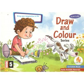 Nurture Draw and Colour for Class 5