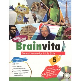 Rohan Brainvita General Knowledge & Life Skills for Class 5