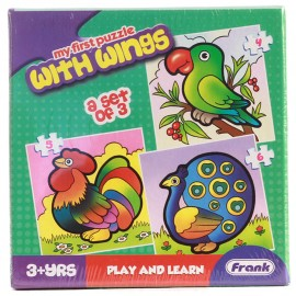 Frank with Wings Puzzles