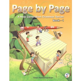Sapphire Page by Page (A New Generation Grammar Series) for Class 6