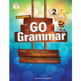 Future Kids Go Grammar for Class 2