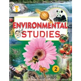 Future Kids Environmental Studies Textbook for Class 2