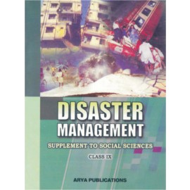 Buy cbse board ncert disaster management textbooks for class 9 apc disaster management supplement to social sciences for class 9 malvernweather