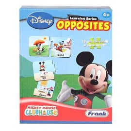 Frank Puzzle Mickey Mouse Club House-Opposites