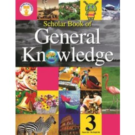 Future Kids Scholar Book of General Knowledge for Class 3