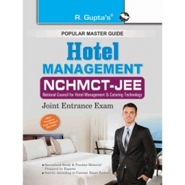 RPH Hotel Management, B.Sc. Hospitality and Hotel Administration Entrance Examination Guide (R-49) - 2018