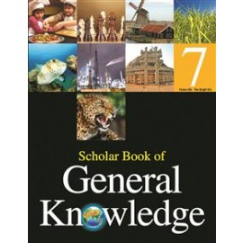 Future Kids Scholar Book of General Knowledge for Class 7