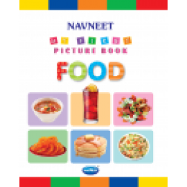 Navneet My First Picture Book Food