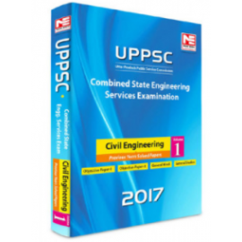 Made Easy UPPSC Combined State Engineering Services Examination Previous Solved Papers Vol -II Edition 1st (2017-18)