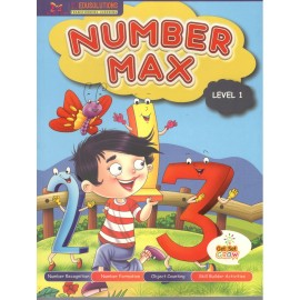 Number Max Textbook for Level 1