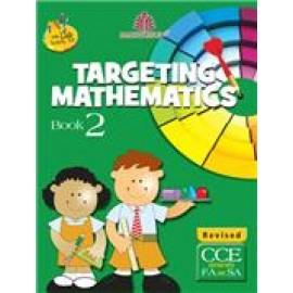Madhuban Targeting Mathematics for Class 2 by Pearl Scott & Sheetal Choudhry