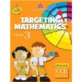 Madhuban Targeting Mathematics for Class 3 by Sheetal Choudhry & Shanti Dhulia