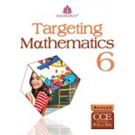 Madhuban Targeting Mathematics for Class 6 by Lata Thergaonkar