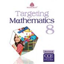 Madhuban Targeting Mathematics for Class 8 by Pearl Scott & Sheetal Choudhry