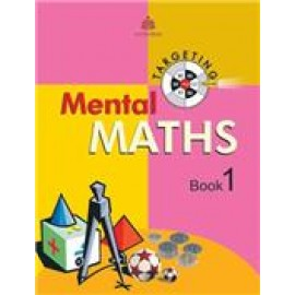 Madhuban Targeting Mental Maths for Class 1 by Lata Thergaonkar