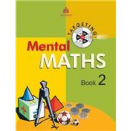 Madhuban Targeting Mental Maths for Class 2 by Lata Thergaonkar