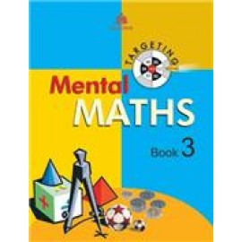 Madhuban Targeting Mental Maths for Class 3 by Lata Thergaonkar