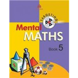 Madhuban Targeting Mental Maths for Class 5 by Lata Thergaonkar