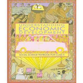NCERT Understanding Economic Development Textbook for Class 10 (Code 1070)