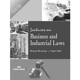 Sultan Chand Lectures on Business & Industrial Laws