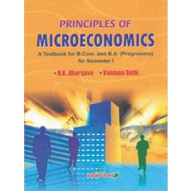 Sultan Chand Principles of Microeconomics