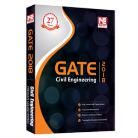 Made Easy GATE Civil Engineering Previous Solved Papers Edition 10th (2017-18)